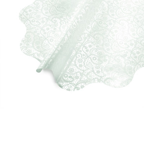 01 BIANCO S-H20PS MACRAME PEARLY