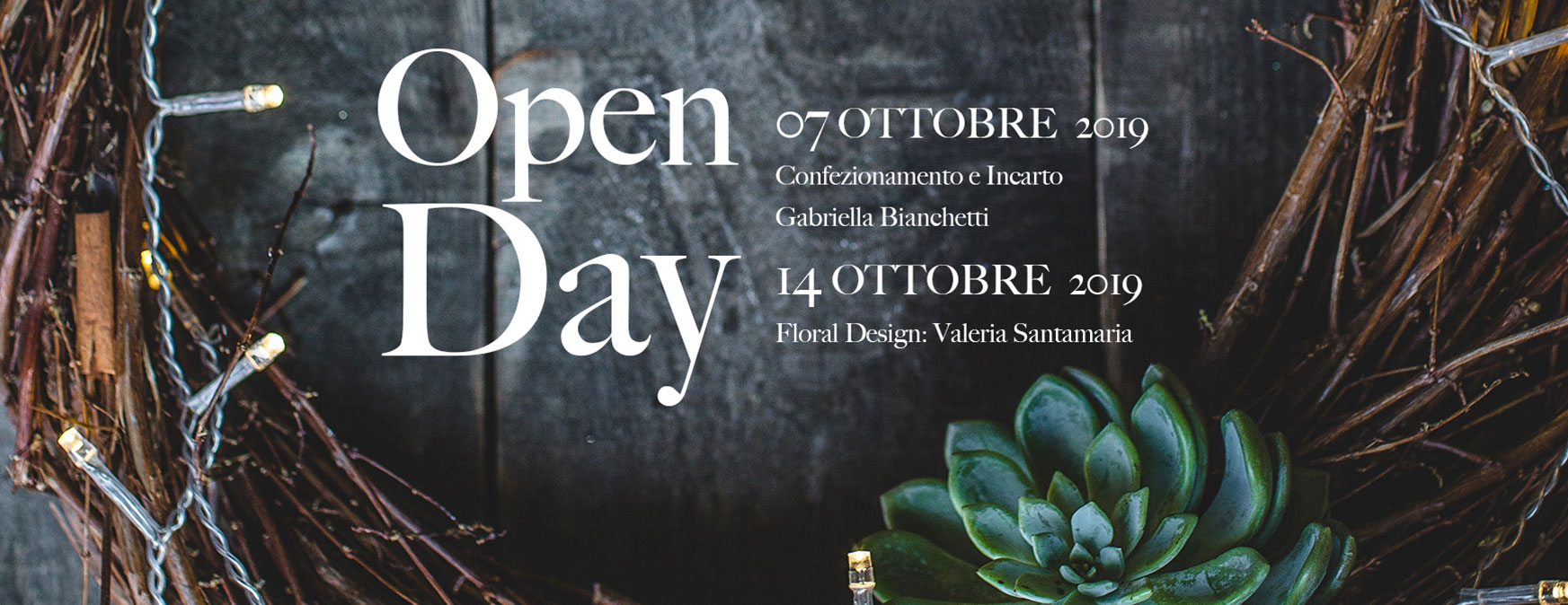 Open Day natale 2019
