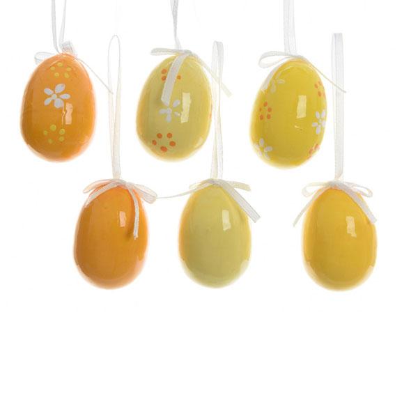 Uova in plastica